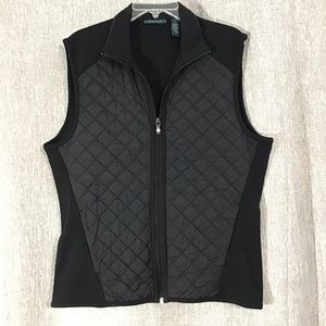 Perry Ellis lightweight quilted vest